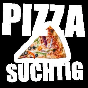 Pizza Süchtig