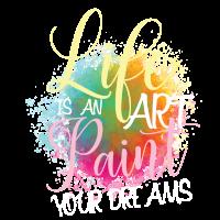 Cool Paint Your Dreams Zeichnungskünstler