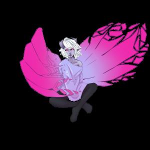 Dystopischer Engel