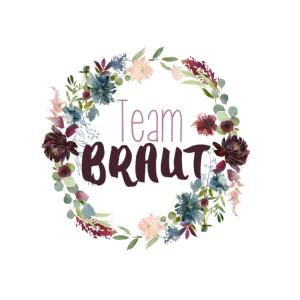 Team Braut Blumenkreis