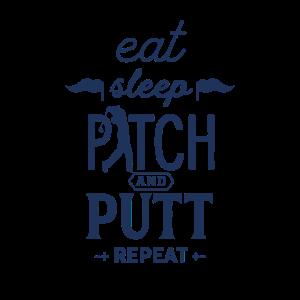 Pitch Pitch & Putt Putt Golfen Pitch and Putt