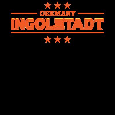Ingolstadt - Ingolstadt - Ingolstadt Vorwahl,Ingolstadt Stadt,Ingolstadt Skyline,Ingolstadt Fußball,Ingolstadt Deutschland,Ingolstadt,Ich liebe Ingolstadt,Geschenk