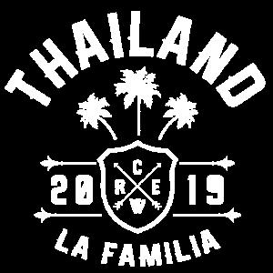 Thailand crew familie spruch 2019