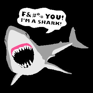 Ich bin ein Hai!