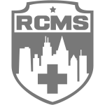 Rising Cities Medical Squad Logo