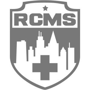 Rising Cities Medical Squad Logo