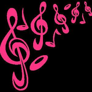 Noten Motiv, Notenschlüssel, Noten, Musik, Dj,