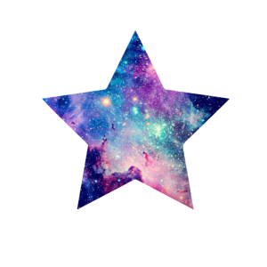 Stern Himmel Wolken Nacht Mond Schein Schauer Idee