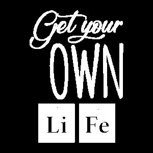 Chemische Elemente Get your own Life