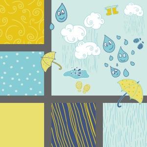 Sommerregen Liebe