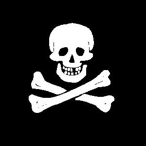 Totenkopf - Vorsicht Giftig! - exklusives Design