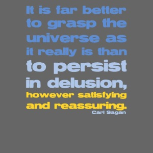 Carl Sagan Grasp the Universe