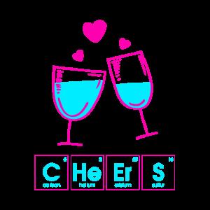 Chemische Elemente Cheers