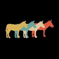 Esel Bauernhof