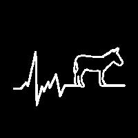 Esel Herz Puls