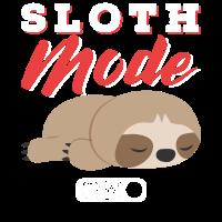 Sloth Mode On
