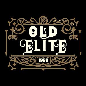 Old Elite 1969 50.Geburtstag 2019 Vintage Geschenk