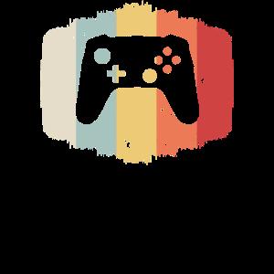 Gamer Gaming Retro Spielkonsole