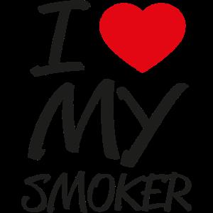 I love my smoker Herz