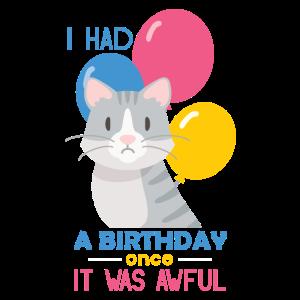 Awful Birthday