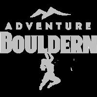 Adventure Bouldern Frauendesign silber