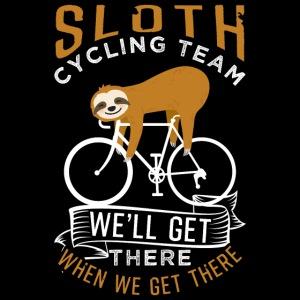 Sloth Cycling Team