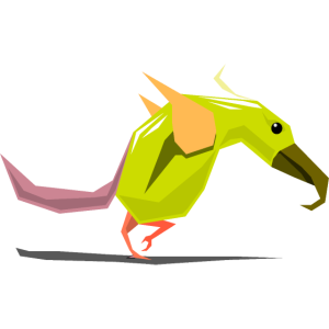 Vogel / Vogel-Abbildung