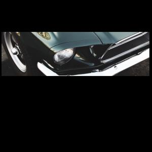 Muscle Car - ich bin nicht alt, ich bin klassisch.