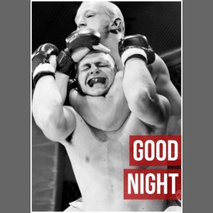 Good night Choke mens Tshirt