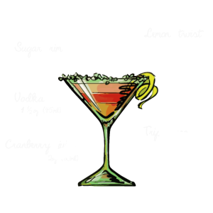 Cosmopoliton Cocktail