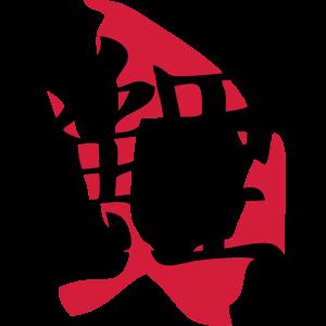 Koi Kanji Kunst