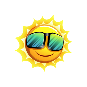 Sonne, Sonnenbrille, Sommer, Hitze, Urlaub