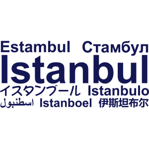 Istanbul Tagcloud