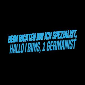 Hallo I Bims - Germanistik Studium