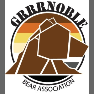 Logo GRRRNOBLE BEAR ASSOCIATION