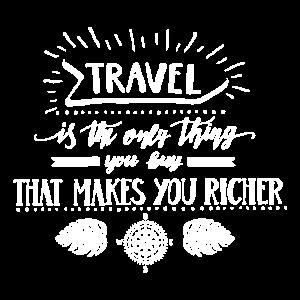 Reisen Travel spruch traveller
