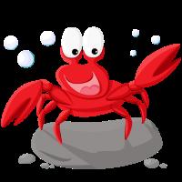 Krabbe Meer-Serie