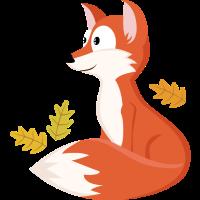 Fuchs Waldtiere-Serie