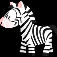 Zebra Welttiere-Serie