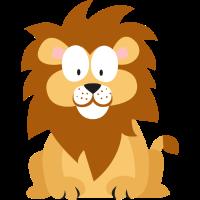 Löwe Welttiere-Serie