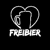 Freibier Bier Herz