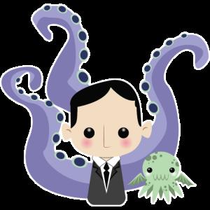 Lovecraft und Cthulhu