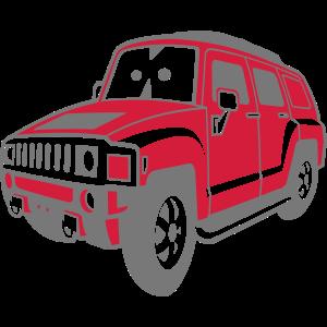 Kids Cars - Stadtgeländewagen
