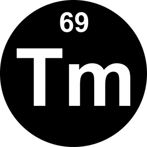 Thulium (Tm) (element 69)