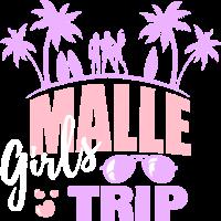 Mallorca Malle Girls Urlaub Party Frauen Geschenk