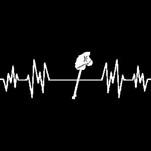 Herzschlag Hobby Horsing Steckenpferd