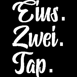Discofox Eins zwei Tap Tanzen/ Geschenk