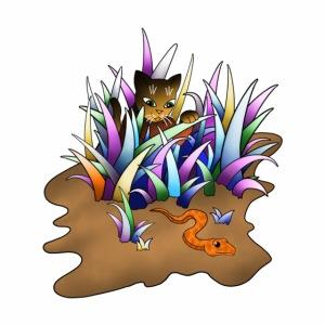 Snake Hunter Cat