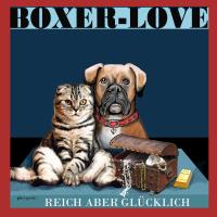pinponti Boxer-Love Katze: Reich aber gluecklich