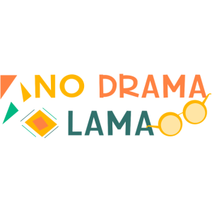 No Drama Lama Typo patterncontest